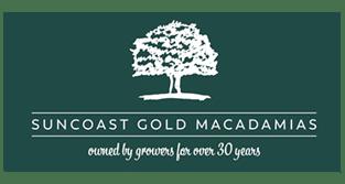 Suncoast Gold Macadamias Logo
